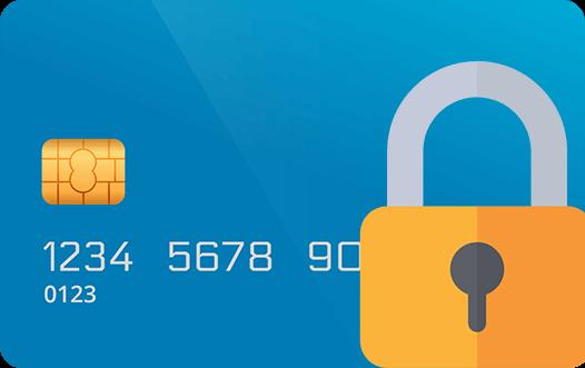 AF Footer Secure Credit Card